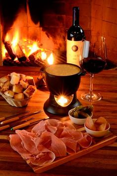 coisas para fazer no inverno: comer fondue
