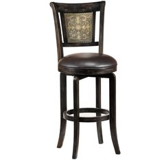 Camille Wooden Stool - Overstock™ Shopping - Great Deals on Hillsdale Bar Stools