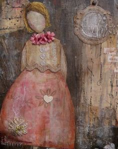 Mixed Media by Julie Mead