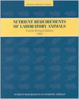 Nutrient Requirements of the Guinea Pig - Nutrient Requirements of Laboratory Animals - NCBI Bookshelf