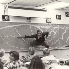 « Mon père enseignant les maths en Californie du Sud (fin des années 1970/début des années 1980). » | 23 photos qui prouvent que le style, c'était mieux avant