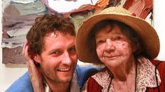 ben quilty ans margaret olley -too cute! Australian Painters, Australian Artists, Painting Techniques, Artist At Work, Beautiful People, Dancer, Couple Photos, Cute, Image