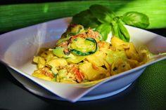 V kuchyni vždy otevřeno ...: Jemná omáčka z cukety, slaniny a mascarpone ( na těstoviny ) Potato Salad, Cabbage, Potatoes, Vegetables, Ethnic Recipes, Mascarpone, Potato, Cabbages, Vegetable Recipes