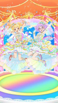 Yume and Koharu Anime Halloween, Anime Stars, Anime Girl Drawings, Over The Rainbow, Me Me Me Anime, Subaru, Art Pictures, Character Design, Idol