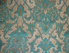 This damask pattern and color is brand new design. Description from ebay.com. I searched for this on bing.com/images