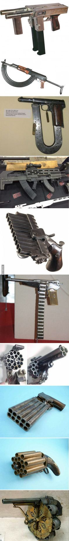 Rare guns - 9GAG