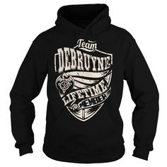 Team DEBRUYNE Lifetime Member (Dragon) - Last Name, Surname T-Shirt