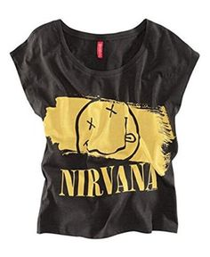 Nirvana Short Sleeve Tee