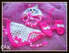 toucas de bebe em tecido - Pesquisa Google