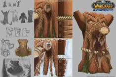 World of Warcraft Props