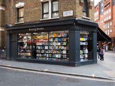 Koenig Books, 80 Charing Cross Rd, London WC2H 0BB.