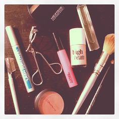 *High Beam,  *MAC Lipgloss Pink Poodle,  *Marc Jacobs 'Daisy' Rollerball