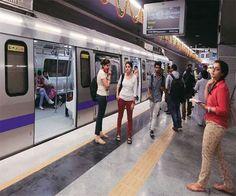 सात सितंबर से मेट्रो संचालन को चरणबद्ध तरीके से फिर से शुरू करने की अनुमति English News Headlines, Delhi Metro, Mumbai News, Metro Rail, Yellow Line, Latest World News, Leaving Home, Metro Station, News India