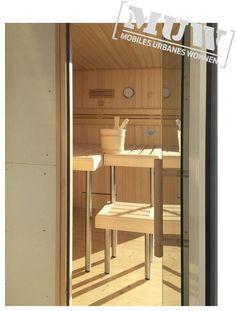 Mobiles, Sauna, Divider, Room, Furniture, Home Decor, Steam Room, Homes, Bedroom