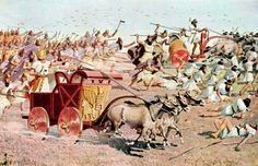 """3-Eannatum,""""King of Kish"""".Next, Eannatum moved against Elam, the longtime """"foreign"""" enemy of the Sumerians.Elam was part of what today is modern Iran. The capital of Elam was the city of Susa, which Eannatum destroyed, along with several other cities. Eannatum had now secured both his eastern and western flanks (Elam and Umma) against counter invasions.(continued):"""