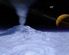 8 incredible images of Saturn: Surface of Enceladus | MNN - Mother Nature Network