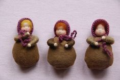 passengers on a little spaceship: natural crafts for filling easter eggs