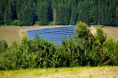 Photovoltaik-Kraftwerk, Bio-Hof Pickl-Herk bei Judenburg (_IMG5422) | Flickr - Photo Sharing!