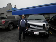 Back again for another F150  ...thanks Joe!  www.wittauto.com
