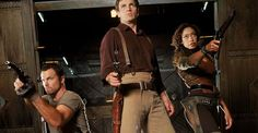 10 Cancelled Sci-Fi TV Shows Netflix Should Bring Back Before Terra Nova... go vote now!