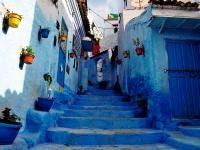 【おひとりさま参加限定】青い街シャウエンへ行く!幻想の国エキゾチックモロッコ10日間