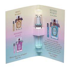 Fleurs pour la Belle-Mère Eau de Parfum for Women + 50 ml Natural Spray + 5 ml Roll-on Miniature + Branded Paper Bag - Retail price: £ 60.00 + Best Wedding Perfume Gift Idea: Amazon.co.uk: Beauty