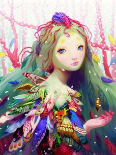 Artwork by `thienbao