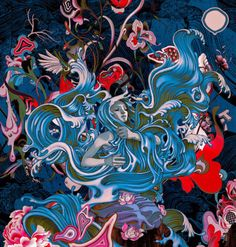 James Jean, Recent Work.