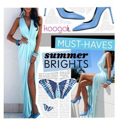 """""""Summer style!"""" by pastelneon ❤ liked on Polyvore featuring Yves Saint Laurent and Juliska"""