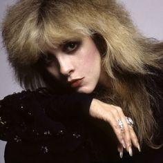 Stevie Nicks- Rock a Little era 1985-1986 photo... - POP-ESUM