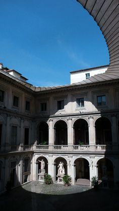 Palazzo Altemps, Rome, Italy