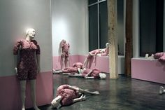 Work by Ceramics Professor on Show in Athens