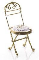 champagne cage chair - Cerca con Google