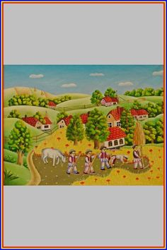 Golf Courses, Painting, Art, Art Background, Painting Art, Kunst, Paintings, Performing Arts, Painted Canvas