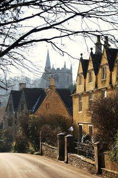 Bath, England, a charming and quaint town