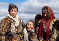 Way to Sacred Place. The Nenets (by Andrei Golovnev) - Ethnographic Bureau