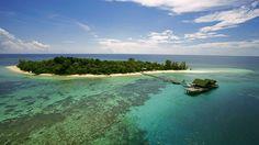 Isola di Lankayan, al largo delle coste del Sabah (Borneo malese), nel mare di Sulu - Nella Terra di Sandokan / Foto © Peter Wong http://www.nellaterradisandokan.com/natura/lankayan/