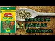 O PODER DO BANHO DE ORÉGANO! - YouTube