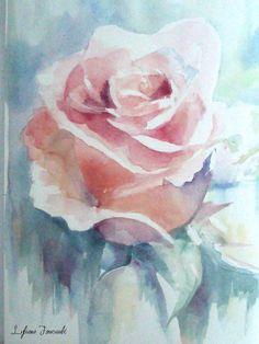 Mon amie la rose by Lyliane-Foucault