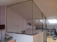 Resultado de imagen de cerramiento buhardilla cristal Indoor, Furniture, Design, Home Decor, Interior Stairs, Verandas, Houses, Decoration Home, Interior