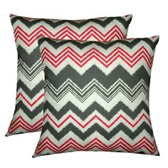 I pinned this Boho Pillow in Hot Pink (Set of 2) from the Elisabeth Michael event at Joss and Main!