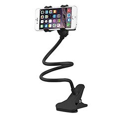 Qingsun Creative Flexible Long Arm Phone Stand Holder Desktop Bed Lazy Plastic Bracket Mobile Stand for iPhone/Samsung Galaxy/Sony and other 3-7 inch phones - http://www.computerlaptoprepairsyork.co.uk/mobile-phones/qingsun-creative-flexible-long-arm-phone-stand-holder-desktop-bed-lazy-plastic-bracket-mobile-stand-for-iphonesamsung-galaxysony-and-other-3-7-inch-phones