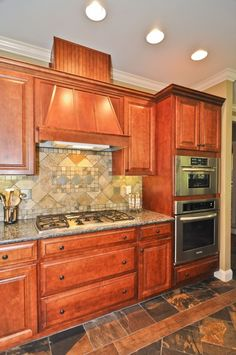 9 Best Cherry Kitchen Cabinets Images Cherry Kitchen