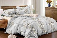 Moderné obliečky s motívom hnedých kvetov Comforters, Blanket, Home, Design, Creature Comforts, Blankets, Ad Home, Homes, Carpet