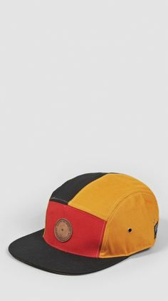 Germany Five Panel Cap