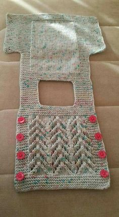Baby Knitting Patterns For Kids Baby Vest Baby Knitting Patterns, Knitting For Kids, Crochet For Kids, Baby Patterns, Crochet Patterns, Simple Crochet, Easy Knitting, Knitting Projects, Cable Knitting