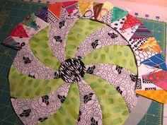 Canton Village Quilt Works | Whirlygig Tutorial... Part 2