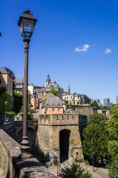 What to do in Luxembourg for a weekend?