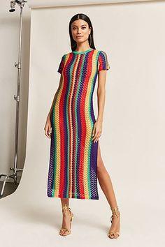 Shop dresses, tops, tees, leggings & more. Crochet Blouse, Knit Crochet, Crochet Patterns, Dress Patterns, Hippie Crochet, Knitting Designs, Festival Outfits, All Fashion, Crochet Clothes