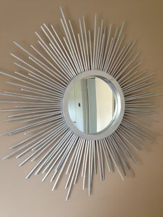 DIY Sun Mirror